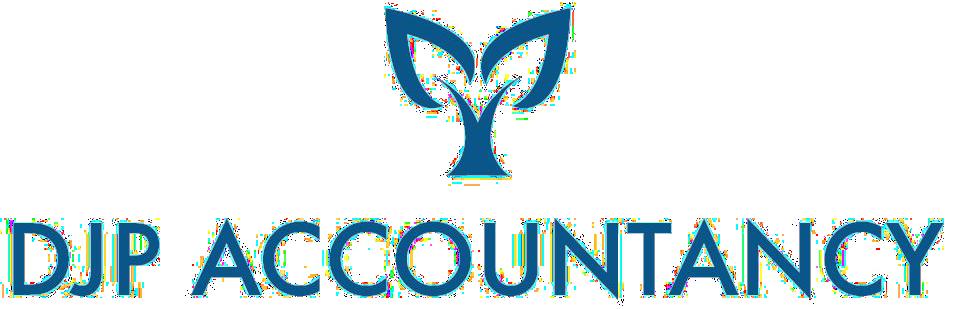 DJP accountancy logo